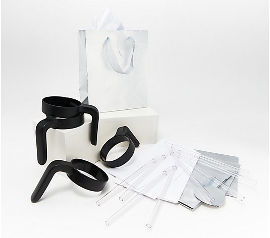 Primula S/4 Tumbler Handle & Straw Accessory Sets