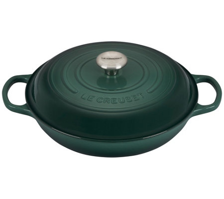 Le Creuset Signature Series 3.75-qt Braiser