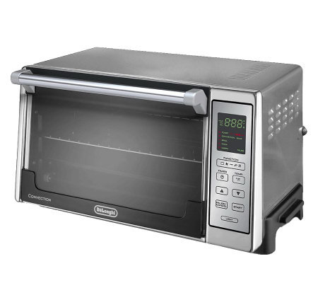 DeLonghi 0.7 Cu. Ft. 1300W Convection Toaster Oven