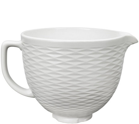 KitchenAid 5-Quart Textured Ceramic Bowl