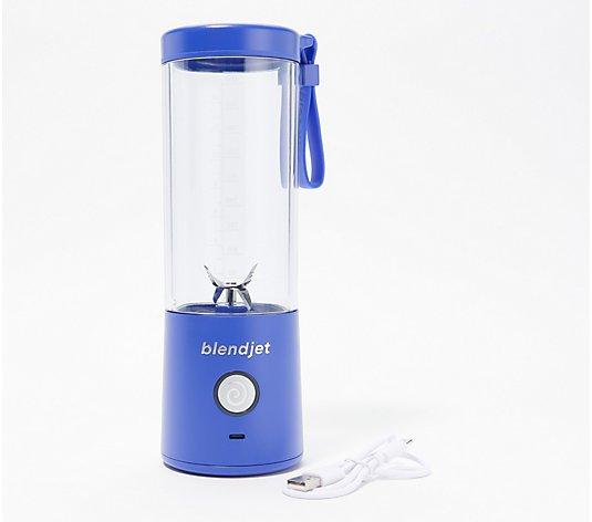 BlendJet 2.0 16-oz Portable Rechargeable Blender with USB-C Cord (various colors)