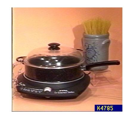 T-Fal Le Gourmet Electric Skillet — QVC.com