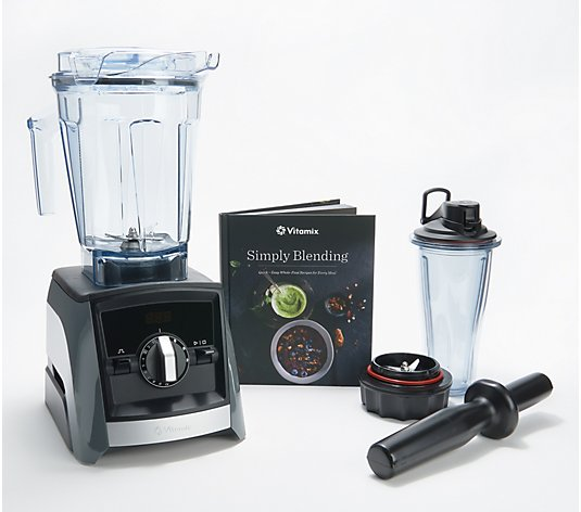 Vitamix 64-oz Ascent Series A2500 Blender with 20-oz Blending Cup