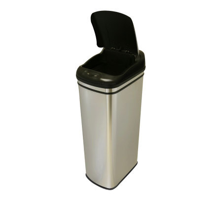 Original Touchless Trash Can for 13-Gallon Trash Bags