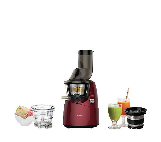 Kuvings Whole Slow Juicer with Smoothie Maker Attachment