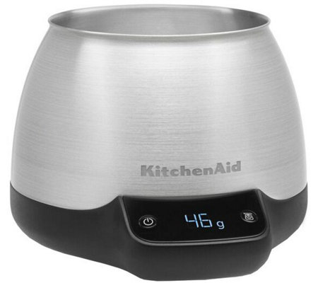 KitchenAid Digital Scale Jar Burr Grinder Accessory