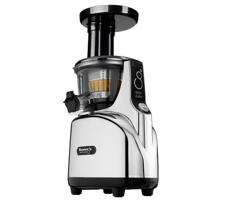 Kuvings Silent Juicer - Chrome