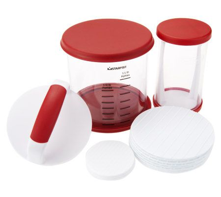Hamburger and Slider Stackers wAccessories Page 1 QVCcom