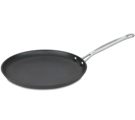 "Cuisinart Chef Classic Nonstick Hard Anodized 10"" Crepe Pan"