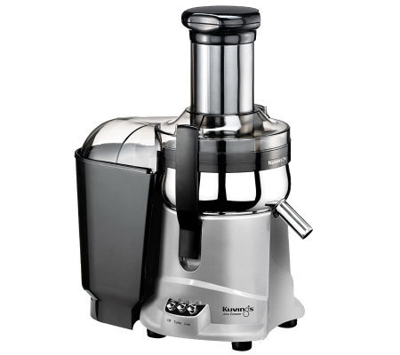 Kuvings Centrifugal Juicer with Stainless SteelJuicing Bowl