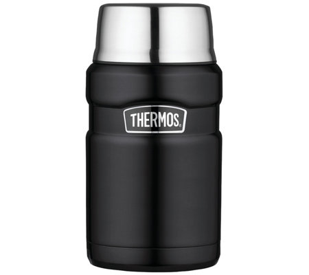 Thermos 24-oz Stainless Steel King Vacuum-Insulated Food Jar