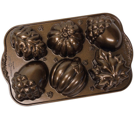 Nordic Ware Autumn Treats Pan
