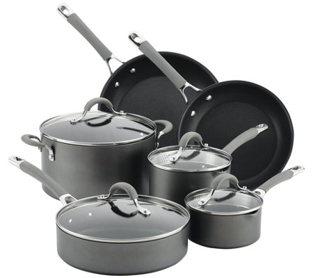 Farberware 17-Piece High-Performance Nonstick Cookware Set
