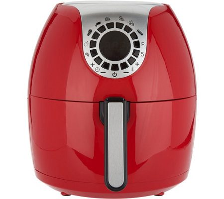 Cook's Essentials 5.3-qt Digital Air Fryer