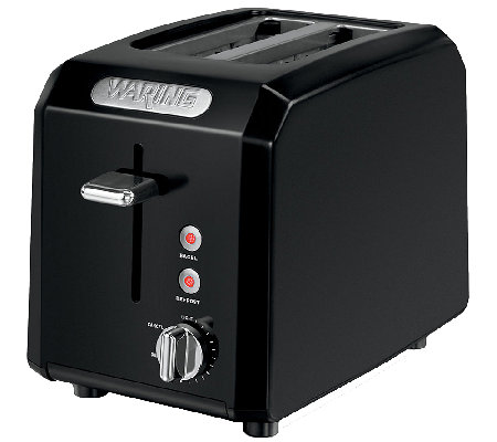 Waring Pro Cool-Touch Two-Slice Toaster - Black