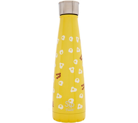 S'ip by S'well 15-oz Stainless Steel Water Bottle - Sunny Side