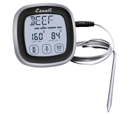 Escali Touchscreen Thermometer & Timer