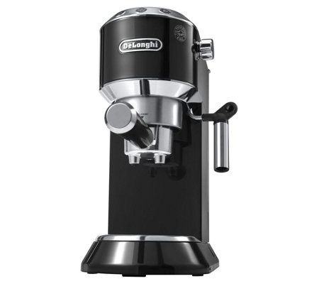 DeLonghi Dedica 15-Bar Pump Espresso & Cappuccino Machine