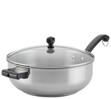 Farberware Classic 6-Quart Cookware Covered Chef Pan
