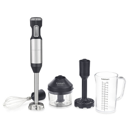 Cuisinart Smart Stick Hand Blender with PotatoMasher