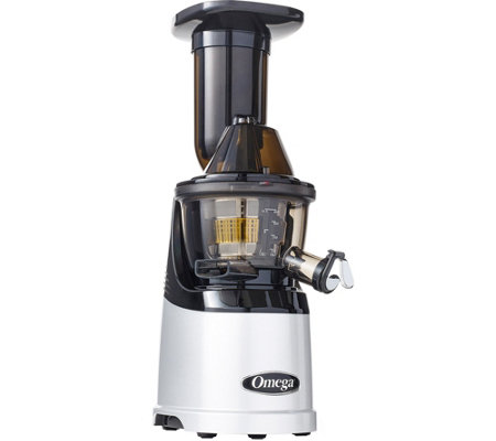 Omega MMV700S MegaMouth Vertical Low Speed Juicer