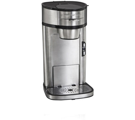 Hamilton Beach The Scoop Single-Serve Coffee Maker