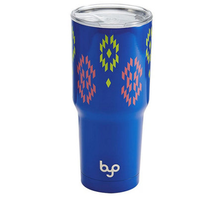 BYO 30-oz Perfect Seal Vacuum Insulated Bottle