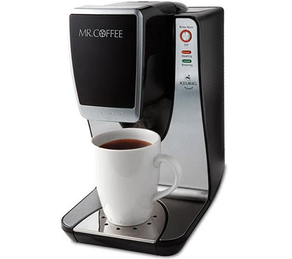 Mr Coffee Bvmc Kg1 001 Keurig Single Serve Coffeemaker Qvc
