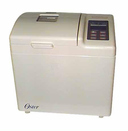 oster 4812 1 5lb deluxe bread dough machine qvc com rh qvc com oster bread machine model 4812 manual Oster 5838 Bread Machine Recipes
