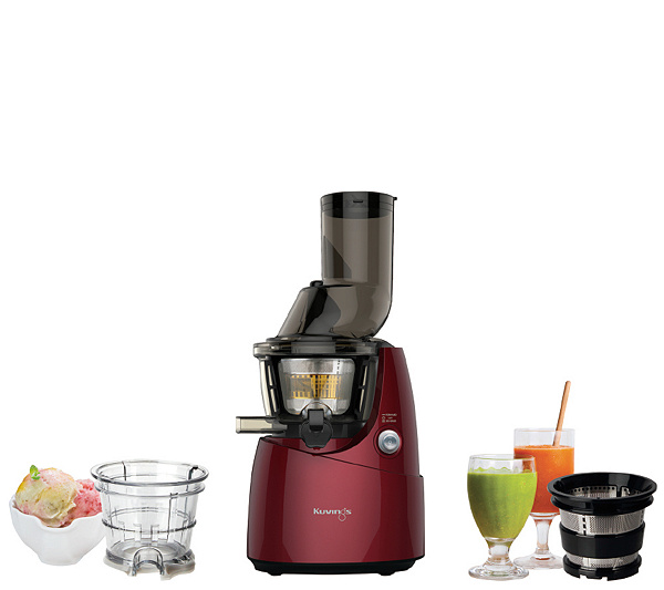 kuvings whole slow juicer with smoothie maker attachment page 1