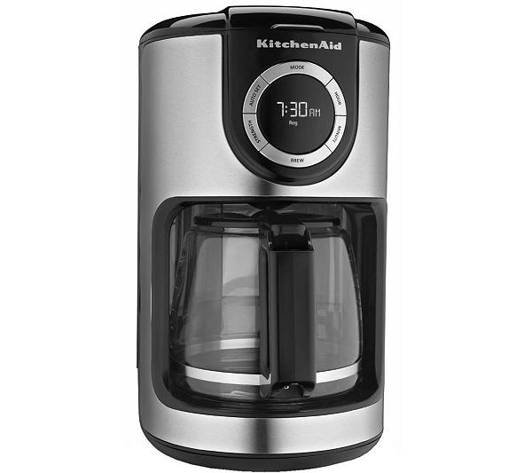 KitchenAid 12 Cup Glass Carafe Coffee Maker