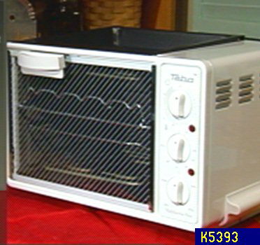 Multi Purpose Toaster Oven with Griddle and Grill Top — QVC