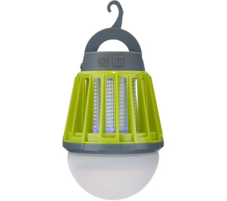 Evergreen Z-Fence Mosquito Zapper with LED Light