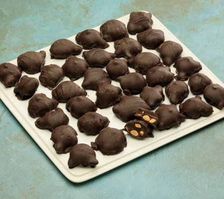 SH 12/3 Landies Candies Dark Chocolate Almond Clusters