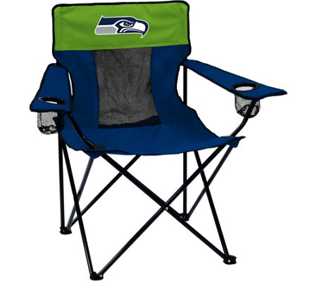 NFL Elite Portable Folding Chair