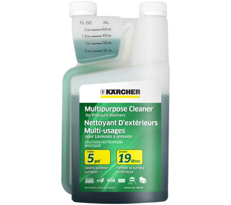 Karcher Multi-Purpose Concentrate Chemical - 1Quart