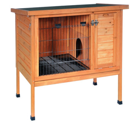 Prevue Pet Products Rabbit Hutch Small