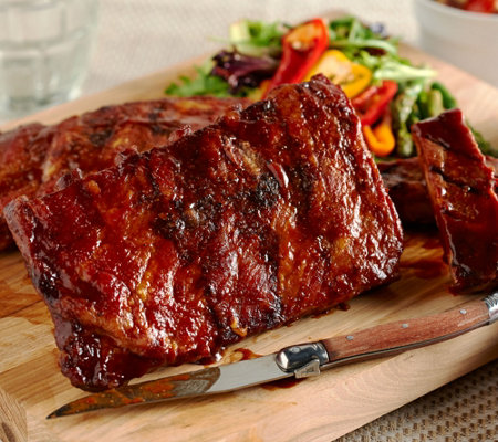 Corky's BBQ (5) 1 lb. Competition Style BBQ Ribs Auto-Delivery