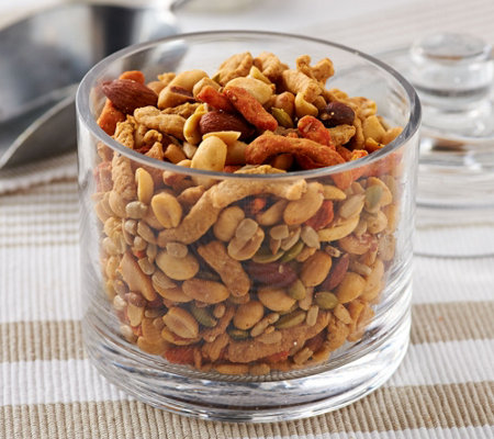 Squirrel Brand (4) 16-oz Cans Town & Country Nut Mix — QVC com