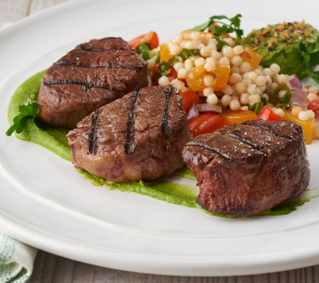 Kansas City Steak Company (28) 2-oz Beef Tenderloin Medallions