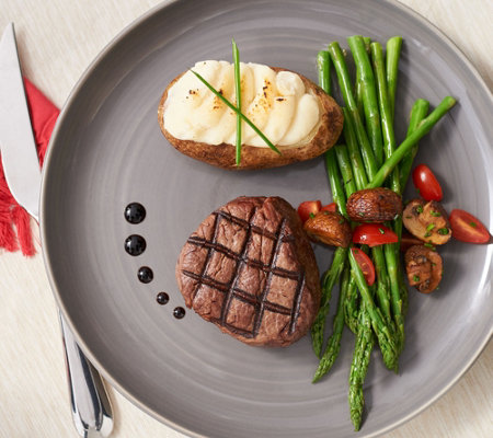Kansas City (6) 6-oz Super Trimmed Filet Mignon
