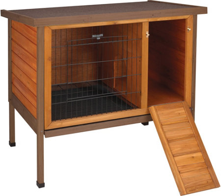 Premium Plus Rabbit Hutch, Medium
