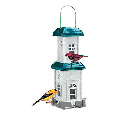 Pop-Up Finch Feeder