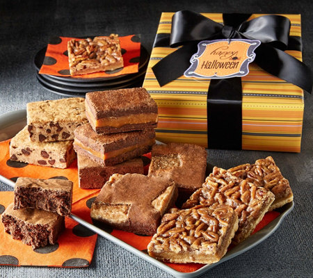 Cheryl's Halloween Brownie Gift Box