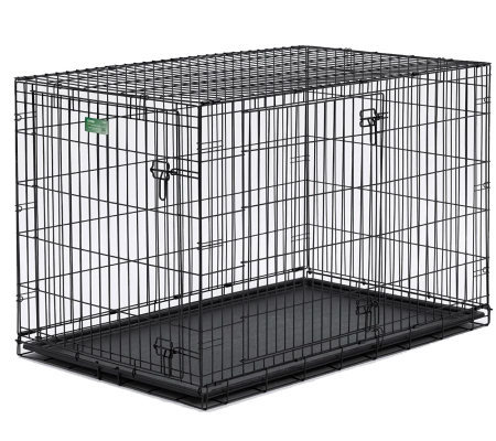 Pet Home I-Crate Double Door 36-Inch Dog Crate