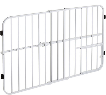 Carlson Tuffy Expandable Pet Gate with Door