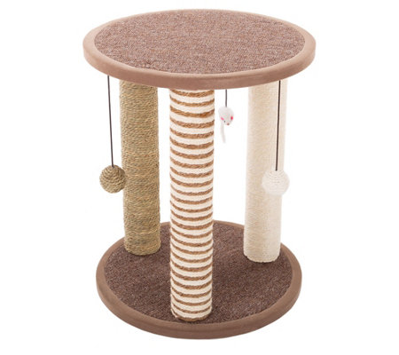PETMAKER 3 Large Cat Scratching Posts