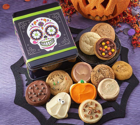 Cheryl's Day of the Dead Gift Tin