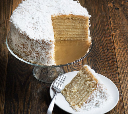 Smith Island Baking Co 9 Large Cooked Coconutlayer Cake
