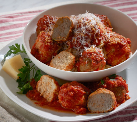 Mama Mancini's (6) 15oz Bags of Meatballs and Sauce
